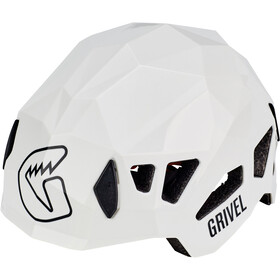 Grivel Stealth Hardshell Casco, white